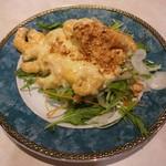 浜木綿 - 料理写真:海老のマヨネーズ炒め 1,280円(税別)海老がプリプリで美味しいです。