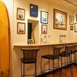 Mauloa Acai and Cafe - カウンター席