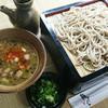 福そば - 料理写真:きざみ鴨汁せいろ