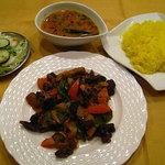 花菜 - 定食