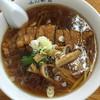 味の新宮 - 料理写真:パーコーメン 800円