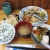 いなか亭 - 料理写真:この日の惣菜をひと通り少しずつ。