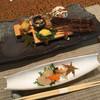 不動口館 - 料理写真:先付と前菜…全て美味しかった♪