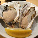 刺身居酒屋 大 - 北海道産 生牡蠣