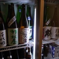 富山の地酒をご用意しております。