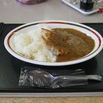 みよしの - 料理写真:「ぎょうざカレー(辛口)」です。