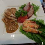 壺中天 - 料理写真:シェフおまかせ前菜