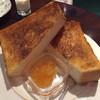 宮越屋珈琲 - 料理写真:バタートースト