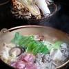 銀座 あまくさ - 料理写真:秋茸たっぷりの天草大王水炊き