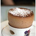 ル・スフレ - チョコレートのスフレ
