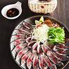 EN別邸 - 料理写真:松輪の黄金鯖贅沢しゃぶしゃぶ