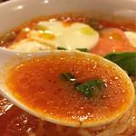 41942403 - 《モッツァレラ トマトスープ麺》790円                       2015/9/15