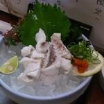 活魚水産 - 板さん腕前は確かです。これは(^ω^)美味!