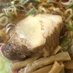 味の大王 - 肉厚なチャーシュー