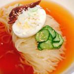 食道園 - 冷麺別辛@900円