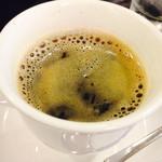 カプチーノ詩季 - オリジナルブレンドコーヒー@480円