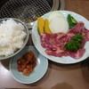 焼肉なべさん - 料理写真:ランチ定食(カルビ100g)\730