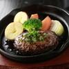 余市ワイナリーレストラン - 料理写真:和風ハンバーグ