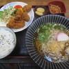 あすなろ - 料理写真:唐揚げ定食 750円(2015.8)