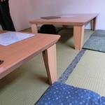 田中屋レストラン - 2階座敷