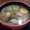石川屋 - 料理写真:五目ラーメン。しお。