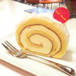 Roll Madu - レアチーズのロール!(・∀・)