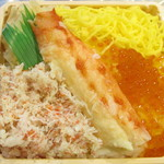 札幌 かに家 - 料理写真:松(かに・いくら重)