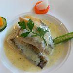 Bistro Famille - お魚料理@2015年9月