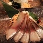 炎 - サバの燻製 780円+税