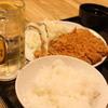 とんかつ まるや - 料理写真:ロースかつ定食+角ハイボールで税込1000円。ご帰宅前にいかがでしょうか?