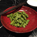 過門香 - 中華風枝豆