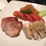 過門香 - 前菜3種盛り