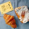 ビゴの店  - 料理写真:エシレバターのクロワッサンとタルティーヌ