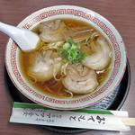 アマノ食堂 - チャーシューメン