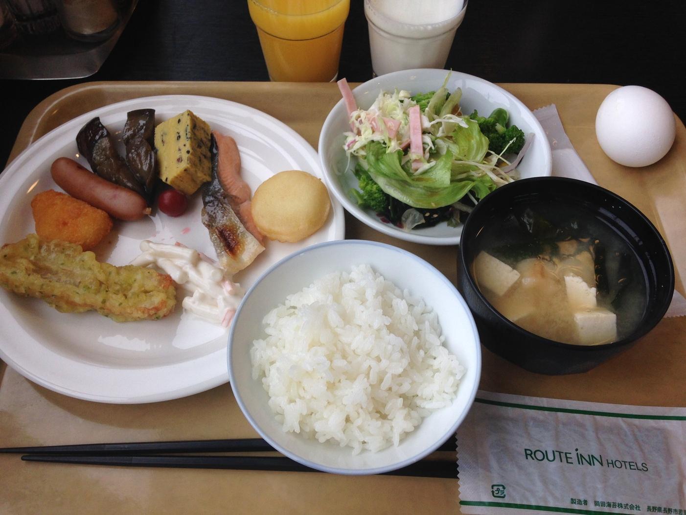 ホテルルートイン 高崎駅西口