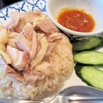 ライカノ - 鶏ガーリックライス