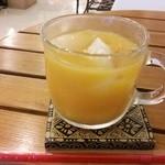 珈琲専門店 預言CAFE - オレンジジュース 850円(預言付き)
