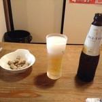 せもりな無何有の郷 - ノンアルコールビール500円