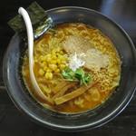 麺庫裡舎 本山 - タンタン麺 チョイ辛 大盛