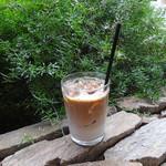 ジンナンカフェ - アイス・カフェラテ
