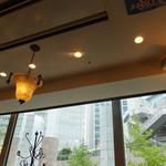 シンガポール海南鶏飯 - 店内