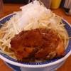 雷神 角ふじ - 料理写真:ふじそば