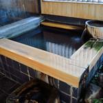 42041509 - 朝湯は檜風呂。
