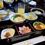 42041516 - 和朝食はいいものです。