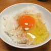 鈴木農場 - 料理写真:赤玉の玉子かけご飯