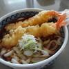 カフェ リーフ - 料理写真:天ぷらうどん ¥850