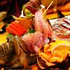 海の台所 波奈 - 料理写真:海の幸5点盛り