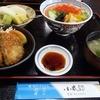 寿司れすとらん 小太郎 - 料理写真:サーモンといくらの親子丼(\1,250)