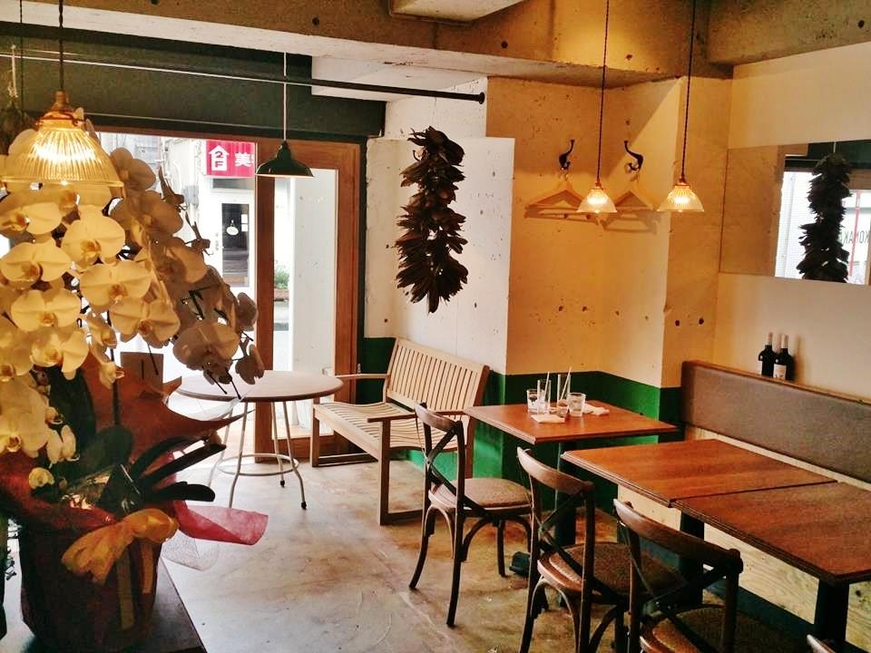 奥沢食堂 ghiotto