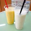 城崎ジュース 菜果 - ドリンク写真:マンゴオレンジとバナナのジュース